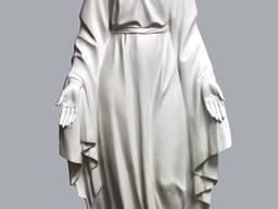 Скульптура Покрова Пресвятой Богородицы