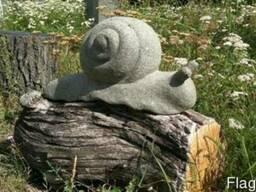 Скульптуры из гранита - фото 5