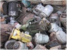 Скупка электродвигателей и компрессоров на разборку Киев