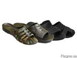Сланцы мужские, шлепанцы, летняя обувь