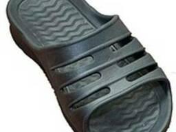 Сланцы мужские, шлепанцы, обувь рабочая