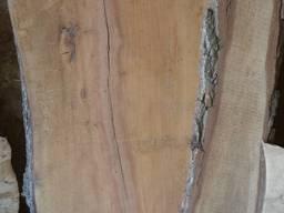 Слэбы из дерева Тополь каповый и Берест-эксклюзивные спилы - фото 4