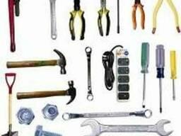Слесарный инструмент (ключи гаечные – рожковые комбинированн