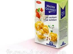 Сливки 1 л, растительные кулинарные Master Gurme
