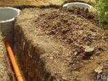 Сливная яма под ключ.Копка питьевых колодцев(чистка) - фото 4