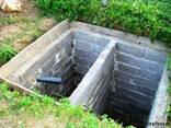 Сливная яма, септик - фото 3