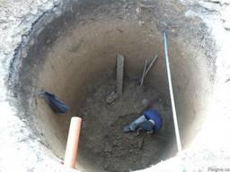 Сливные ямы под ключ