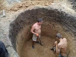 Сливные ямы, Септик под ключ с бетонних колец