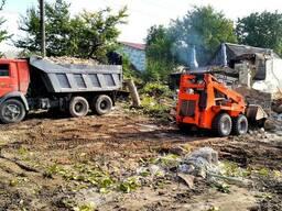 Слом, снос, демонтаж старых домов