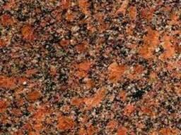 Слябы из гранита новоданиловского месторождения