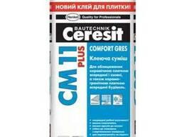 СМ 11 Ceresit Plus Клей для крепления керамической плитки