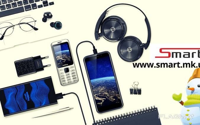 Smart - аксессуары для телефонов