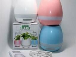 Smart Bluetooth колонка, музыкальный горшок Music Flowerpot