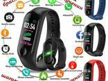 Смарт фитнес браслет трекер умные часы реплика Xiaomi Mi. .. - фото 1