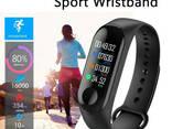 Смарт фитнес браслет трекер умные часы реплика Xiaomi Mi. .. - фото 2