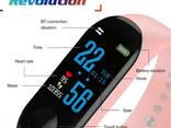 Смарт фитнес браслет трекер умные часы реплика Xiaomi Mi. .. - фото 8