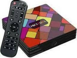 Смарт приставка Smart TV WIFI HK1 Cool 4GB/32GB Andorid TV BOX