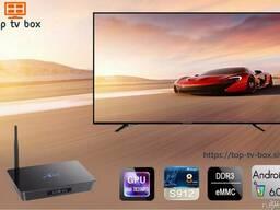 Smart TV Приставка для телевизора X92 3/32 GB Bluetooth 4.1 - фото 2