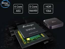 Смарт ТВ Приставка для телевизора X96 Mini TV Box 2GB\16GB - фото 2