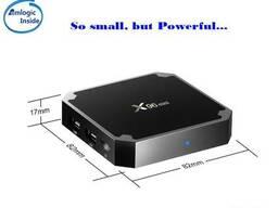 Смарт ТВ Приставка для телевизора X96 Mini TV Box 2GB\16GB - фото 4