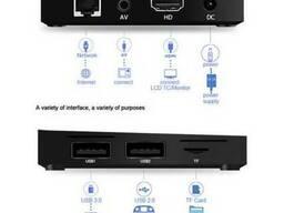 Смарт ТВ Приставка для телевизора X96 Mini TV Box 2GB\16GB - фото 5