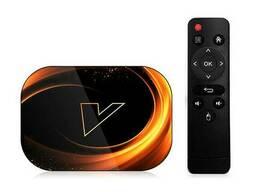 Смарт ТВ приставка Vontar X3 4/128Gb