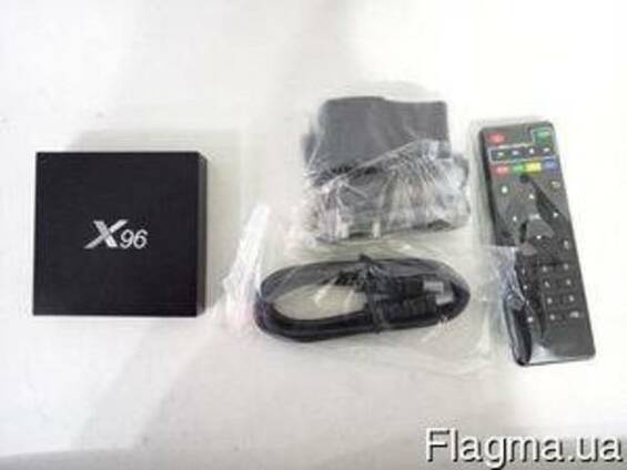 Смарт ТВ приставки X96 SMART TV BOX Источник:
