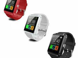 Smart Watch U8 Умные часы для iOS и Android Белый