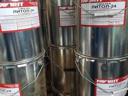 Смазка Favorit Литол-24 Стандарт (18 кг)