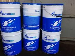 Смазка литиевая Gazpromneft ЕР-2 ведро 18кг