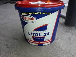 Смазка литол 24 Агринол