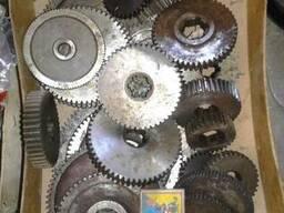 Сменные шестерни М1, М1,25 М1,5 М2