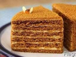 Смесь для производства основ для торта Медовик