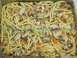 """Смесь """" Картофель фри с грибами"""" замороженная"""