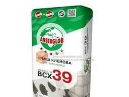 Смесь клеевая для монтажа anserglob bcx 39