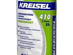 Смесь самовыравнивающаяся Kreisel 410 25кг ( 2-20 мм )