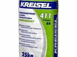 Смесь самовыравнивающаяся Kreisel 411 ( 5 - 35 мм )