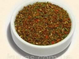 Смеси специй и пряностей для приготовления блюд