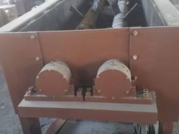 Смесители для производства окатышей брикетов ч. металлургии