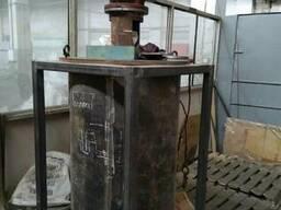 Смеситель, емкость, бочка 350 литров
