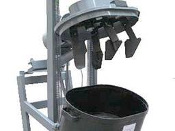 Смеситель лабораторный цементно-бетонной смеси ЛС-ЦБ-10