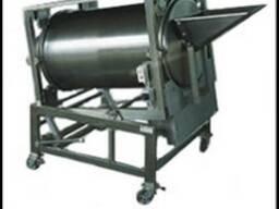 Смеситель (Миксер) барабанного типа для овощного и сыпучего
