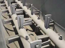 Смеситель двух вальный лопастной СНД -20 .20-50 тонн в час.