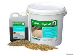 Смола полиуретановая для гальки, щебня, кварцевого песка.