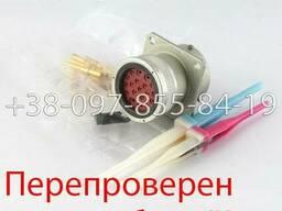 СНЦ23-19/24В-1-В без контактов вилка приборная