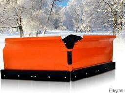 Снегоочиститель (снегоотвал) с амортизатором PVHU5P 2900