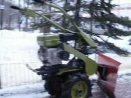 Снегоотвал к мотоблоку Pubert Акция