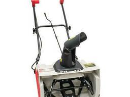 Снегоуборщик электрический, 1.6 кВт, рабочая ширина 500. ..