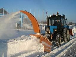 Снегоуборщик СУ 2.1 ОПМ
