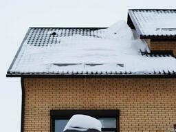 Снегозадержатель трубчатый размеры под заказ